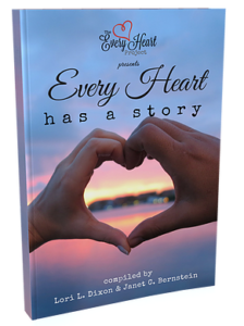 Every Heart has a Story book